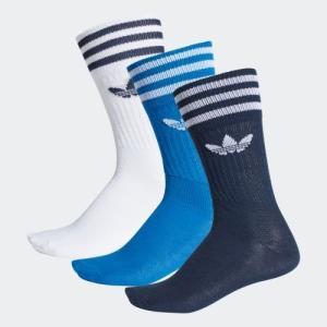 セール価格 アディダス公式 アクセサリー ソックス adidas オリジナルス ソリッドクルーソックス/靴下|adidas