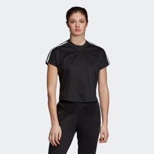 返品可 アディダス公式 ウェア トップス adidas W ID ダブルニット Tシャツ adidas
