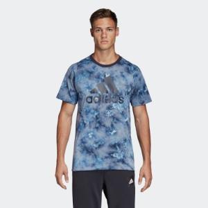 ポイント15倍 5/21 18:00〜5/24 16:59 返品可 アディダス公式 ウェア トップス adidas M ID スプレーダイ Tシャツ|adidas