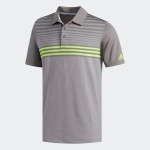 セール価格 アディダス公式 ウェア トップス adidas アルティメット365 チェストストライプ 半袖シャツ 【ゴルフ】|adidas