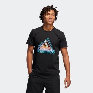 33%OFF アディダス公式 ウェア トップス adidas プリントTシャツ adidas