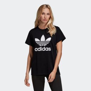 全品送料無料! 08/14 17:00〜08/22 16:59 返品可 アディダス公式 ウェア トップス adidas トレフォイル 半袖Tシャツ / Trefoil Tee|adidas