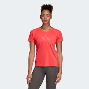全品ポイント15倍 07/19 17:00〜07/22 16:59 セール価格 アディダス公式 ウェア トップス adidas W M4T ビッグロゴ トレーニングTシャツ|adidas
