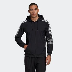 セール価格 送料無料 アディダス公式 ウェア トップス adidas OUTLINE FZ HOOD|adidas