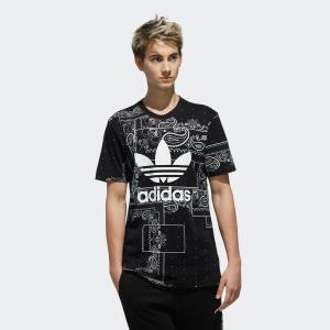 セール価格 アディダス公式 ウェア トップス adidas BANDANA Tシャツ|adidas