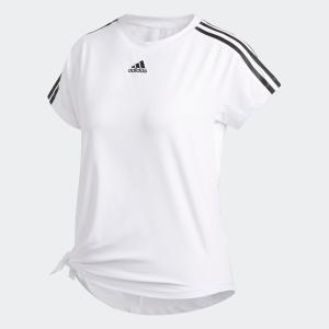 セール価格 アディダス公式 ウェア トップス adidas W M4T サイドタイ Tシャツ|adidas