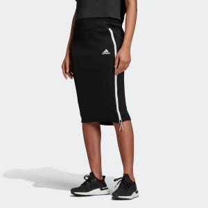 返品可 アディダス公式 ウェア ボトムス adidas W Z.N.E. スカート|adidas