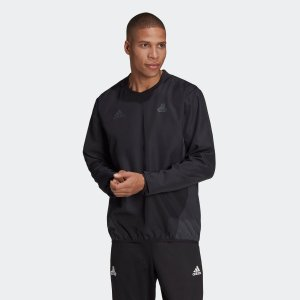 返品可 アディダス公式 ウェア トップス adidas TANGO CAGE ライトウーブンピステトップ(裏地無し)|adidas
