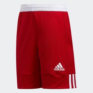 返品可 アディダス公式 ウェア ボトムス adidas Y TMS REV SHORT|adidas