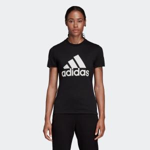 ポイント15倍 5/21 18:00〜5/24 16:59 返品可 アディダス公式 ウェア トップス adidas W MH エンボス レギュラー Tシャツ|adidas