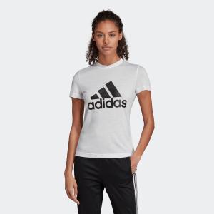 返品可 アディダス公式 ウェア トップス adidas W MH エンボス レギュラー Tシャツ|adidas