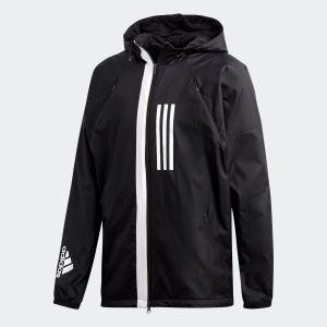 ポイント15倍 5/21 18:00〜5/24 16:59 返品可 送料無料 アディダス公式 ウェア アウター adidas WND ジャケット (裏起毛)|adidas