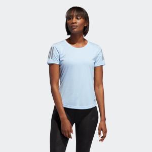返品可 アディダス公式 ウェア トップス adidas オウン ザ ラン Tシャツ W|adidas