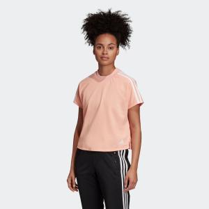 全品送料無料! 08/14 17:00〜08/22 16:59 返品可 アディダス公式 ウェア トップス adidas W ID ダブルニット Tシャツ|adidas