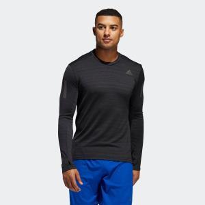 返品可 アディダス公式 ウェア トップス adidas RUNR 長袖TシャツM p0924|adidas