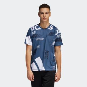 返品可 アディダス公式 ウェア トップス adidas M4T フリーリフト DAILYプリントTシャツ|adidas