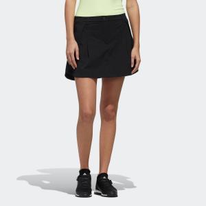 セール価格 アディダス公式 ウェア ボトムス adidas スリーストライプス ストレッチラウンドスコート 【ゴルフ】|adidas