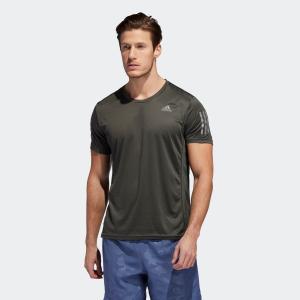 返品可 アディダス公式 ウェア トップス adidas オウン ザ ラン TシャツM p0924|adidas
