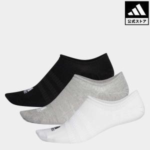 返品可 アディダス公式 アクセサリー ソックス adidas LIGHT NOSH 3PP|adidas
