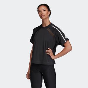全品送料無料! 08/14 17:00〜08/22 16:59 返品可 アディダス公式 ウェア トップス adidas W Z.N.E. Tシャツ adidas