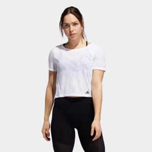 全品送料無料! 07/19 17:00〜07/26 16:59 返品可 アディダス公式 ウェア トップス adidas W M4T バーンアウト Tシャツ|adidas