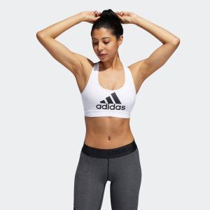 全品ポイント15倍 09/13 17:00〜09/17 16:59 返品可 アディダス公式 ウェア トップス adidas W ミディアムサポート DONT REST BOS ブラ|adidas