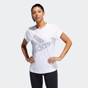 全品送料無料! 08/14 17:00〜08/22 16:59 返品可 アディダス公式 ウェア トップス adidas W M4T BOS ロゴ Tシャツ|adidas