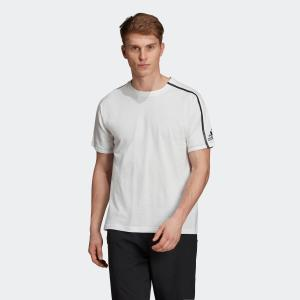 返品可 アディダス公式 ウェア トップス adidas M adidas Z.N.E. Tシャツ|adidas