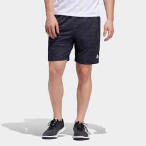 全品ポイント15倍 07/19 17:00〜07/22 16:59 セール価格 アディダス公式 ウェア ボトムス adidas M4T ストライプヘザーニットショーツ|adidas