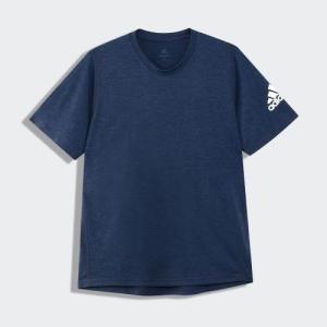 全品ポイント15倍 09/13 17:00〜09/17 16:59 セール価格 アディダス公式 ウェア トップス adidas M4TフリーリフトヘザーTシャツ|adidas