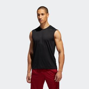 返品可 アディダス公式 ウェア トップス adidas M4T クライマクール 3ストライプス ノースリーブTシャツ|adidas
