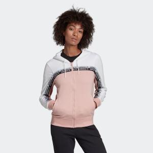 返品可 送料無料 アディダス公式 ウェア トップス adidas HOODIE TRACK TOP|adidas
