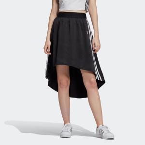 返品可 送料無料 アディダス公式 ウェア ボトムス adidas SATIN SKIRT|adidas