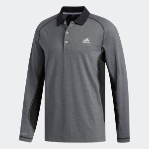 セール価格 アディダス公式 ウェア トップス adidas アルティメット365 クライマクール 長袖ポロ 【ゴルフ】|adidas