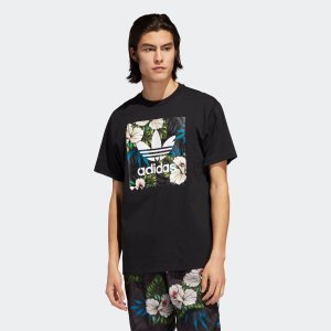 返品可 アディダス公式 ウェア トップス adidas BB FLRL FILL T|adidas