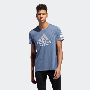 全品送料無料! 07/19 17:00〜07/26 16:59 返品可 アディダス公式 ウェア トップス adidas RUNITバッジ オブ スポーツ グラフィックTシャツ|adidas