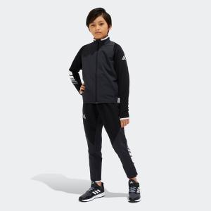 全品ポイント15倍 09/13 17:00〜09/17 16:59 返品可 アディダス公式 ウェア ボトムス adidas B TRN CLIMIX ストレッチウーブンパンツ|adidas