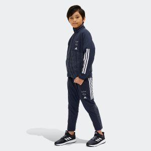 全品ポイント15倍 09/13 17:00〜09/17 16:59 返品可 アディダス公式 ウェア ボトムス adidas B adidasDAYS ウインドブレーカー パンツ (裏起毛)|adidas