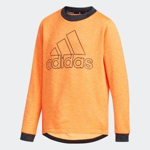 全品ポイント15倍 09/13 17:00〜09/17 16:59 返品可 アディダス公式 ウェア トップス adidas B TRN CLIMAWARM スウェットクルーネック (裏起毛)|adidas