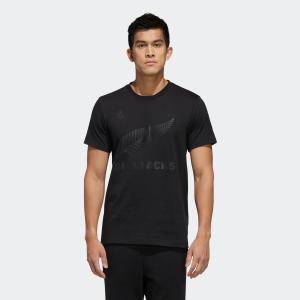 返品可 アディダス公式 ウェア トップス adidas オールブラックス 日本限定 Tシャツ p0924|adidas