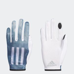 セール価格 アディダス公式 アクセサリー 手袋/グローブ adidas アディゼロ 軽量UVグローブ [Adizero Lightweight UV Gloves]