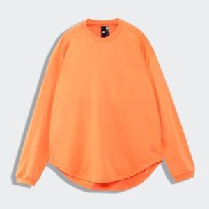 返品可 アディダス公式 ウェア トップス adidas M S2S ビッグワーディング長袖Tシャツ p0924|adidas