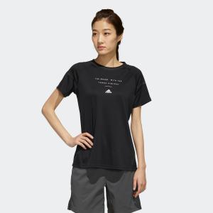 全品ポイント15倍 09/13 17:00〜09/17 16:59 返品可 アディダス公式 ウェア トップス adidas W M4T アイコニックTシャツ|adidas