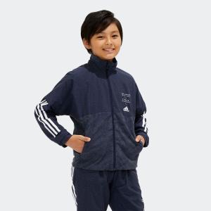 全品ポイント15倍 09/13 17:00〜09/17 16:59 返品可 アディダス公式 ウェア アウター adidas B adidasDAYS ウインドブレーカー ジャケット (裏起毛)|adidas