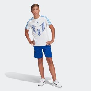返品可 アディダス公式 ウェア セットアップ adidas KIDS YB メッシ セット|adidas