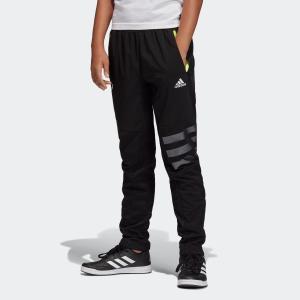 返品可 アディダス公式 ウェア ボトムス adidas KIDS YB メッシ ストレート トレーニングパンツ|adidas