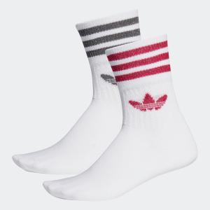 全品送料無料! 08/14 17:00〜08/22 16:59 返品可 アディダス公式 アクセサリー ソックス adidas オリジナルス ソックス2足組|adidas
