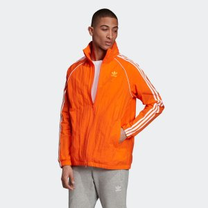 返品可 送料無料 アディダス公式 ウェア アウター adidas BLC SST WINDBREAKER|adidas