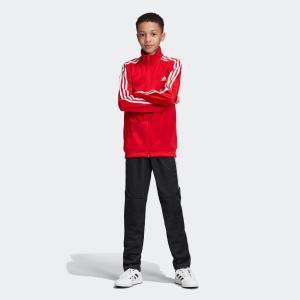 全品ポイント15倍 09/13 17:00〜09/17 16:59 返品可 アディダス公式 ウェア セットアップ adidas B TIROジャージ上下セット (裾ジッパー)|adidas