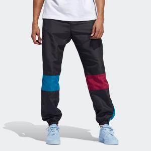 返品可 送料無料 アディダス公式 ウェア ボトムス adidas ASYMM TRACK PANTS p0924|adidas